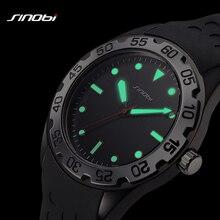 2019 SINOBI Relogio Men Pilot luminous Watches Simple Casual