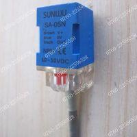 O envio gratuito de alta qualidade Original SA-05N SUNWU San Wu buraco interruptor 16mm autêntico e original praça interruptor sensor de proximidade senso