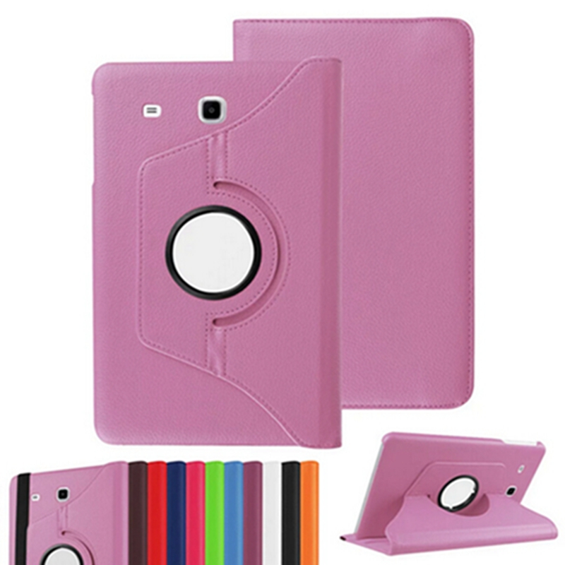 HOT sell ! 360 Rotating PU Leather Case Cover Stand For samsung galaxy tab t280 t285 7.0 Premium Quality protection