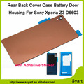 Aliexpress hot selling OEM China battery door back cover housing For Sony  Xperia Z3 L55 L55w D6603 D6653