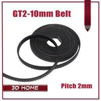 Hot Sale 5meter GT2 10mm Open Timing Belt Width 10mm GT2 Belt GT2 10mm