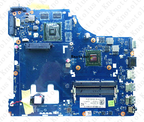 LA-9911P for Lenovo ideapad G405 G505 laptop motherboard HD8330M HD8570M A4-5000 CPU DDR3 Free Shipping 100% test ok 11s90003140 for lenovo ideapad g700 laptop motherboard 17 3 ddr3 free shipping 100% test ok