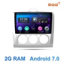 9 «android-автомобильный DVD мультимедийный плеер gps для ford focus 2 3 2006 2007 2008 2009 2010 2011 аудио автомобиля радио Стерео навигатор