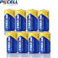PKCELL 8 упаковок  цинк  карбон  размер батареи C R14P UM2