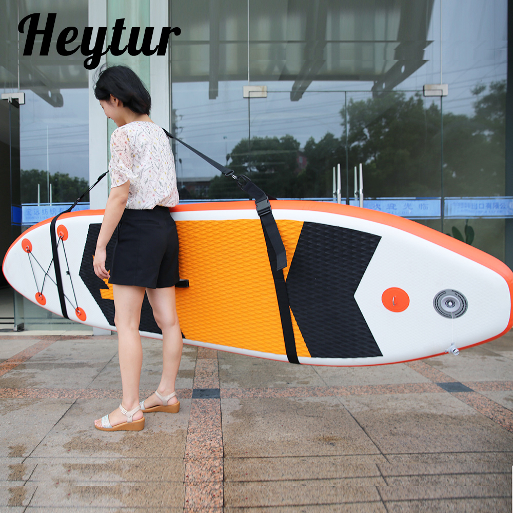 Réglable Planche De Surf Épaule Carry Sling Stand Up Paddleboard Sangle Sup planche de Surf ailettes paddle wakeboard Surf kayak Unisexe