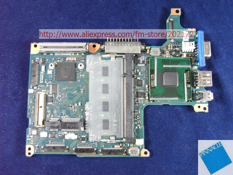 цена на Motherboard for Toshiba PORTEGE R500 R505 FMUSY1