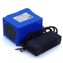 VariCore 12 В 20Ah 100A 4 защиты BMS Батарея разряда Выход Мощность линии 500 Вт 800 Вт 18650 Батарея зарядное устройство + 12,6 В 3A