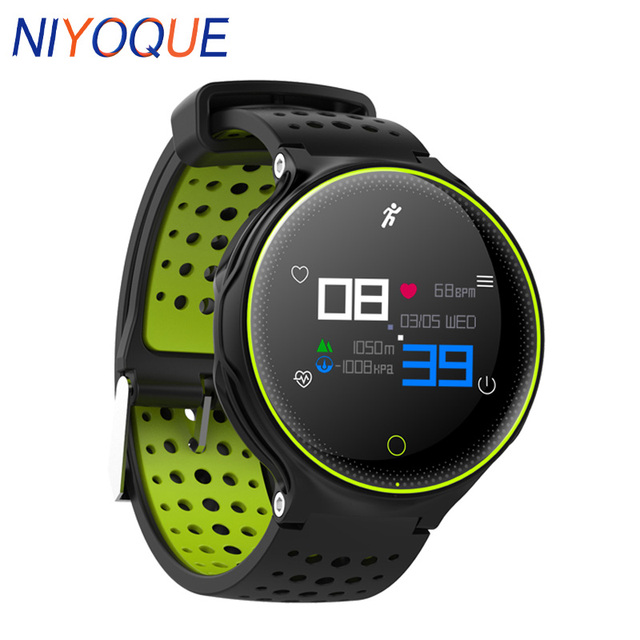 US $31 82 33% OFF|Aliexpress com : Buy NIYOQUE Blood Pressure Smart  Wristband X2 Plus Heart Rate Monitor Passometer Activity Tracker Smart  Bracelet