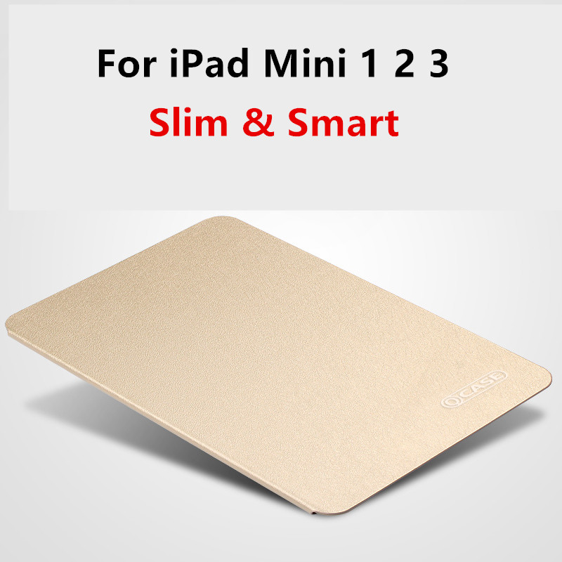 case for ipad mini2 mini3 ,KAKU Magnet Smart Cover For Apple iPad Mini 1 2 3 7.9  tablet case Flip Cover Protective shell bag for ipad mini4 cover high quality soft tpu rubber back case for ipad mini 4 silicone back cover semi transparent case shell skin