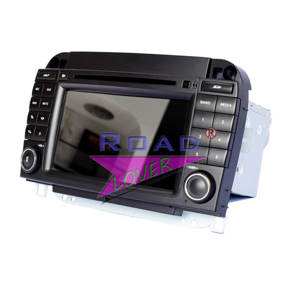 Winca S190 Android 7.1 4 ядра 2 ГБ Оперативная память Автомобильный мультимедийный DVD плеер для Benz S W220 (1998-2005) стерео GPS трекер Навигация mp3