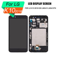 LCD digitizer screen for LG K10 2018 lcd screen touch screen replacement lcd display screen for LG k10 2018 K30 LMX410 LMX410TK