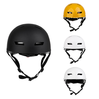 Water Sports Safety Helmet & Adjustable Chin Strap for Kayak Canoe Boat Rafting Wakeboard Skateboard Cycling - Choice of Color цена 2017