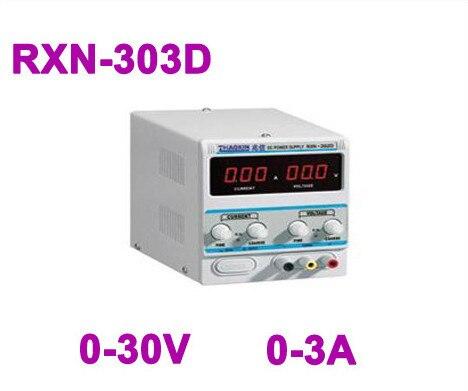 New Zhaoxin RXN 303D Power Supply 220V импульсный источник питания zhaoxin em trust rxn 303d 30v 3a