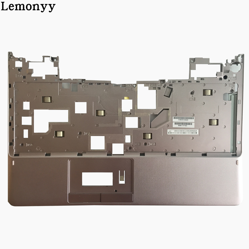 NEW laptop upper case shell for samsung NP350V5C NP355V5C NP355V5X 350V5C 355V5C 355V5X Palmrest COVER Pink color BA81-17716C цена