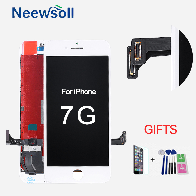 LCD Display for iPhone 4s 5 5s 6 7 Screen Replacment Touch LCDs Digitizer Assembly Part Pantalla With AAA Quality