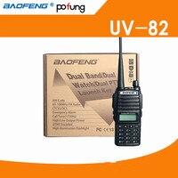 Baofeng UV 82 8W walkie talkie cb radio portable two way radio FM radio transceiver long range dual band baofeng UV82 portable