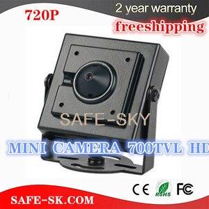 "1/3"" SONY SUPER HAD CCD 700TVL Mini bullet Camera Security Small Mini CCTV Camera home Video Surveillance"
