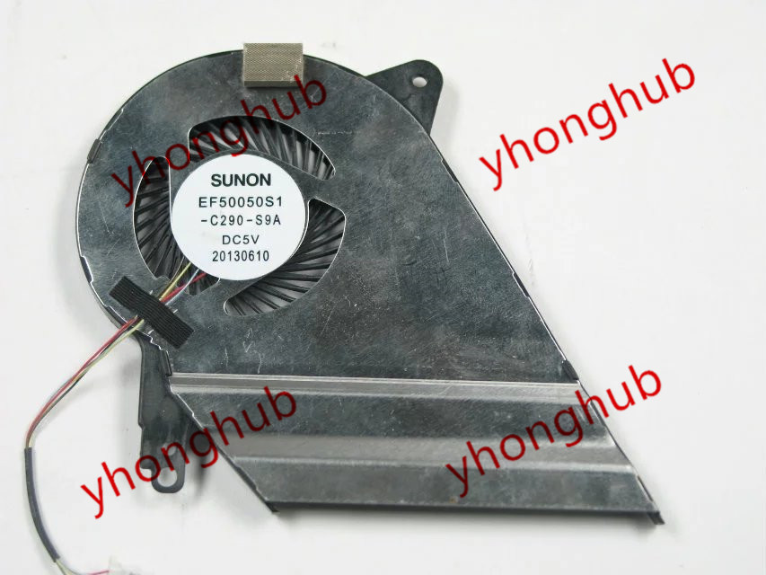 Free Shipping For SUNON EF50050S1-C290-S9A DC 5V 0.40A 3-wire 4-pin Server fan free shipping for sunon eg50040v1 c06c s9a dc 5v 2 00w 8 wire 8 pin server laptop fan