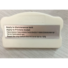 Maintenance Tank Chip Resetter For Epson 7880 9880 4880 4800 7800 9800 7450 4450 9450 11880 20000 9910 7910 7900 9910 Printer