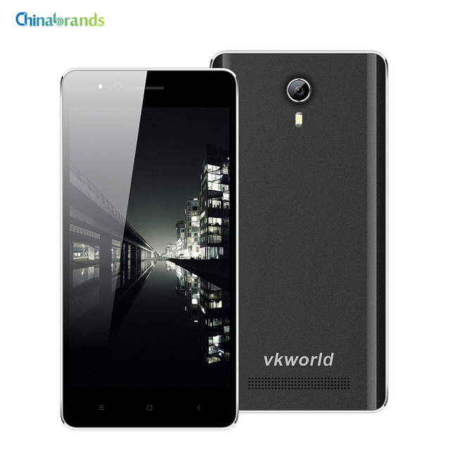 "Original VKWORLD F1 4.5"" Quad Core MTK6580 Mobile Phone 1.3GHz 1GB 8GB Android 5.1 5.0MP 3G WCDMA 1850mAh Dual SIM Smartphone"