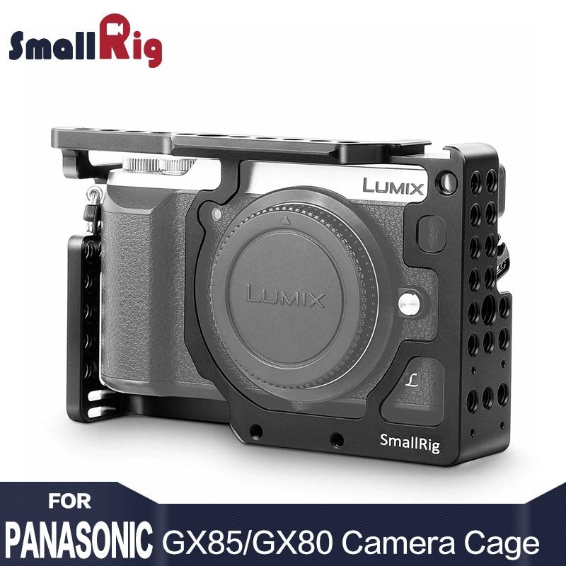 ₩<b>SmallRig</b> двойной Алюминий сплав Камера клетка для ...