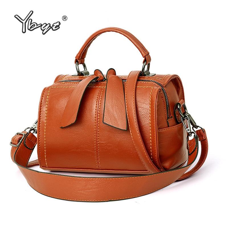 2019 luxury handbags women bags designer vintage women shoulder crossbody bag joker leisure ladies Pillow totes bolsas feminina-in Shoulder Bags from Luggage & Bags