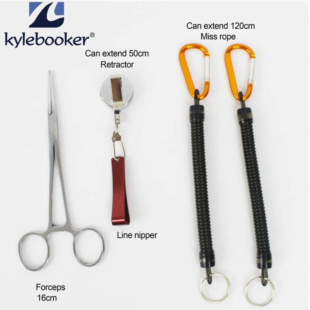 لوازم جانبی پرواز KyleBooker Fly Fisher Tool Vest - ماهیگیری