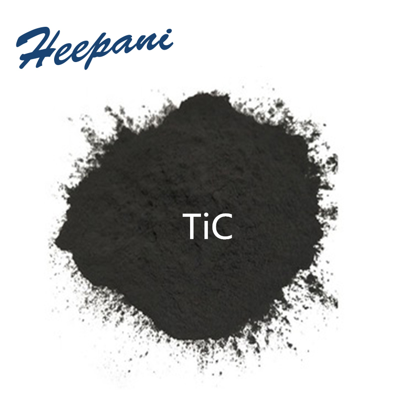 Free Shipping Titanium Carbide Powder High Purity Nanoparticle TiC For Coating Material