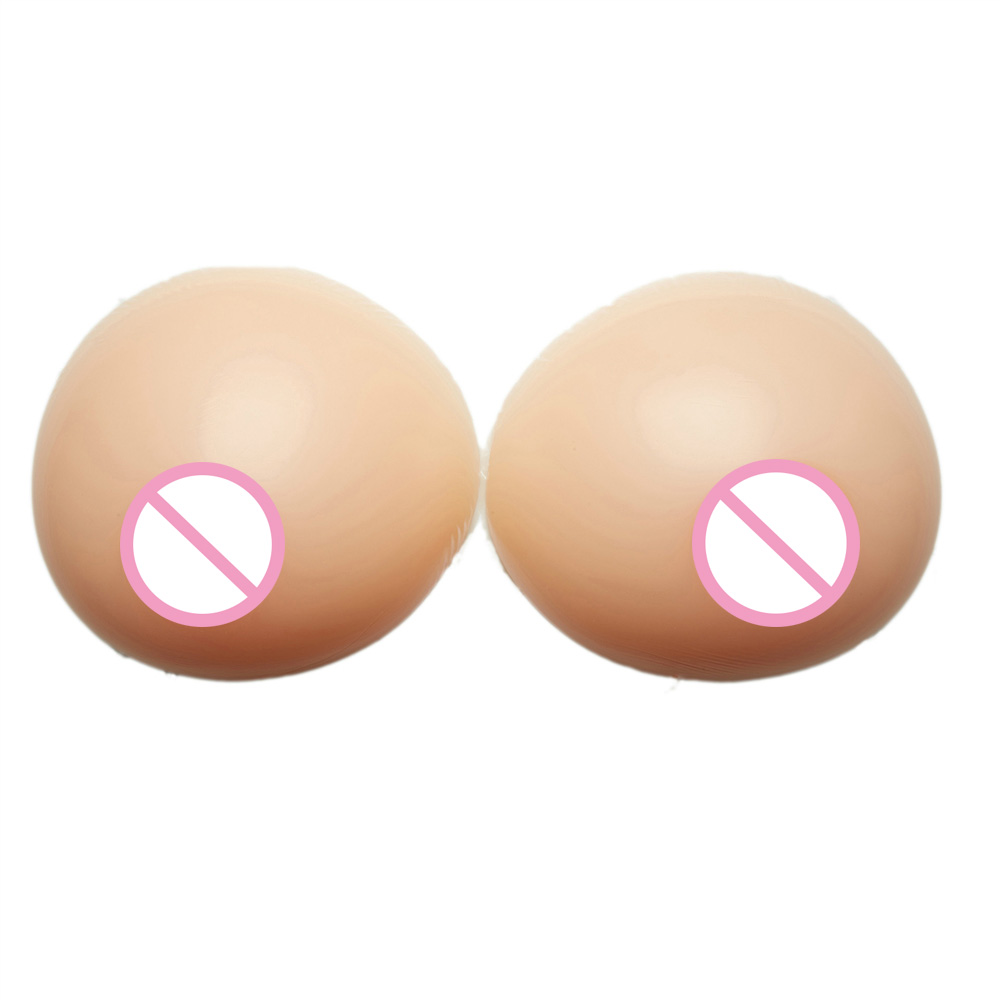1000g/Pair D XL Cup Round Sexy Realistic Silicone Breast Form Artificial Boobs Enhancer For Crossdresser Trandsgender nadia guidi бикини