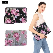 цена на MOSISO Laptop Sleeve Bag 11 13.3 15 15.6 inch Notebook Bag For Macbook Pro 13 Case Air 13 New Pro 13 15 A1707 A1706 A1708 Cover