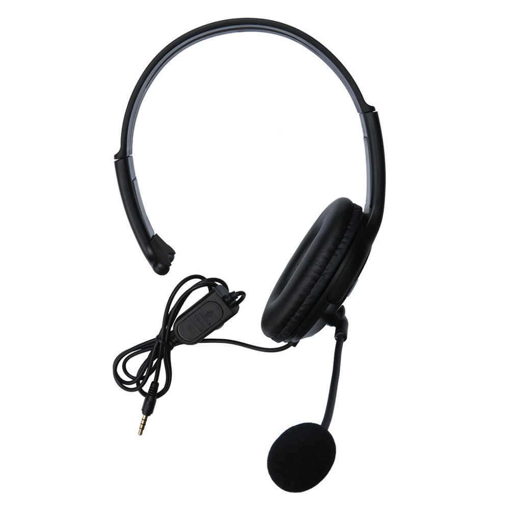 Проводная игровая гарнитура наушники с микрофоном для PS4 ПК ноутбука телефона 3 27