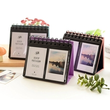 68 Pockets Mini Polaroid Instant Case Photo Album For Fujifilm Instax Film Wedding