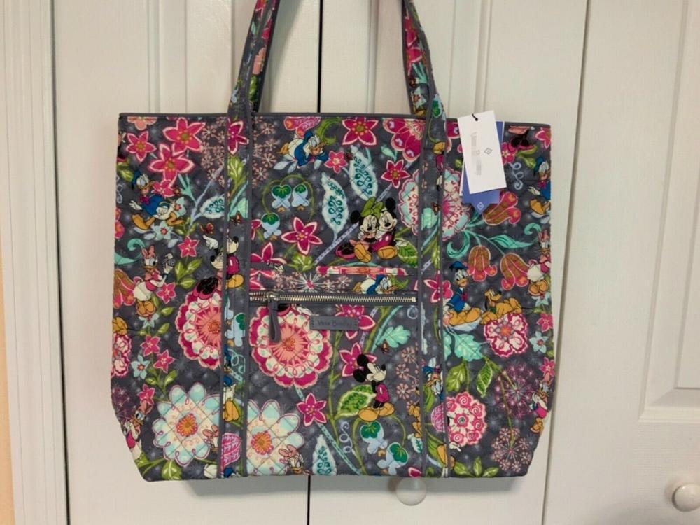 New pattern Cartoon Print Iconic Tote Bag