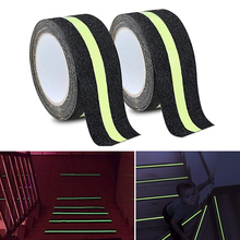 50mmX10m luminous anti-slip frosted tape for safe