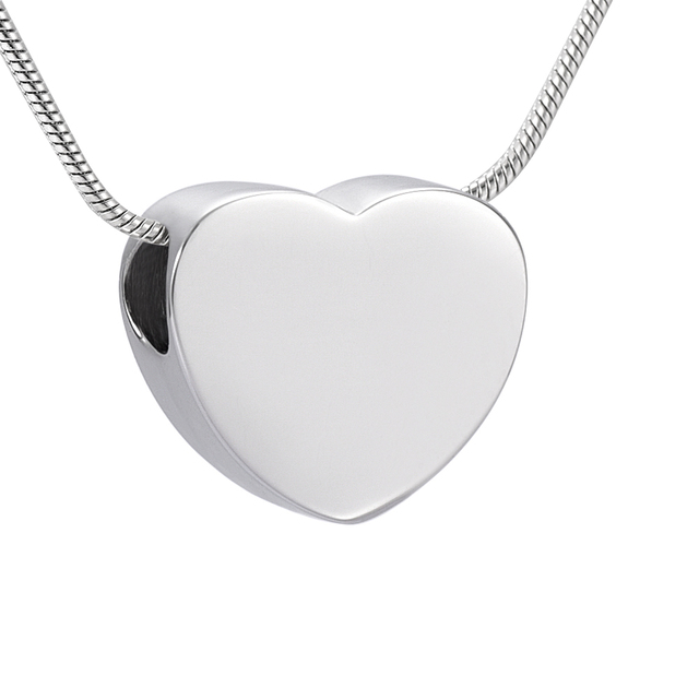 Cheap price simple small slide blank heart cremation urn pendant cheap price simple small slide blank heart cremation urn pendant ashes memorial necklace 316l grade aloadofball Gallery