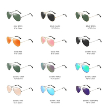 QIFENG Pilot Polarized Sunglasses Men Women Driver Aviation Sun Glasses For UV400 Male Female Driving Fishing Oculos de QF019
