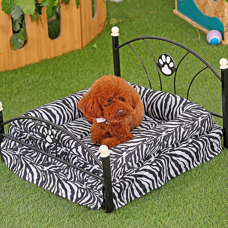 2018 Luksoze Pet Dog Bed Camas Camas Para Perros Cat Kennel Nest - Produkte për kafshet shtëpiake - Foto 2