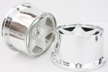 baja 5b rear chrome rim ( only rear)