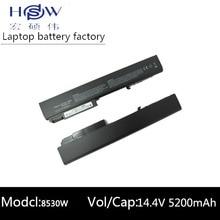 8cells Laptop battery for hp EliteBook 8530p 8530w 8540p 8540w 8730p batteries 8730w 8740w HSTNN-OB60 XB60