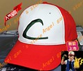 Free shipping!!!  Pokemon small wisdom  baseball cap hat cosplay hat 002