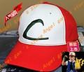Free shipping!!!  Pokemon small wisdom  baseball cap hat cosplay hat 002