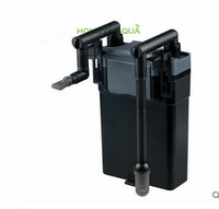 1 piece SUNSUN HBL 801 6w aquarium plug in filter mute the filter bucket hang on filter multi stage filter adjustable flow