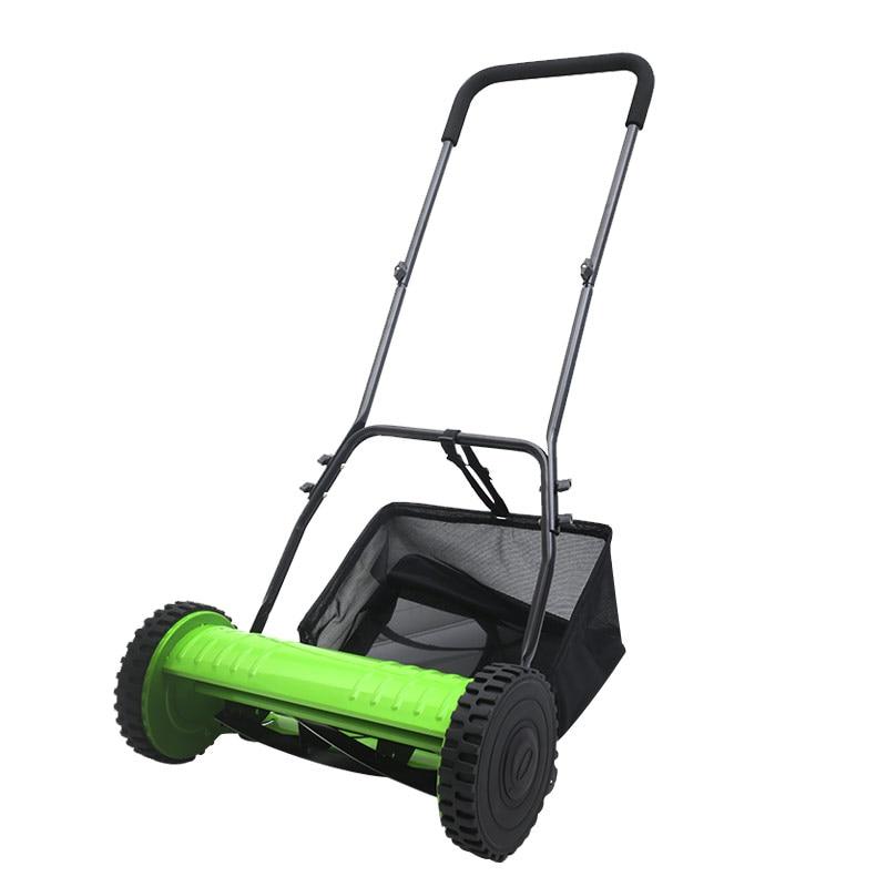 12/16/20 Inch Manual Mower Lawn Trim For Football Field/Garden Practice Enjoy Outdoor Work