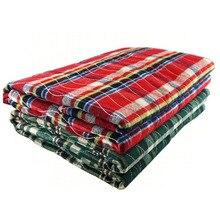 Детские Взрослые хлопковые толстые Нескользящие моющиеся пеленальные коврики для младенцев водонепроницаемый матрас детские игровые коврики подушки многоразовые