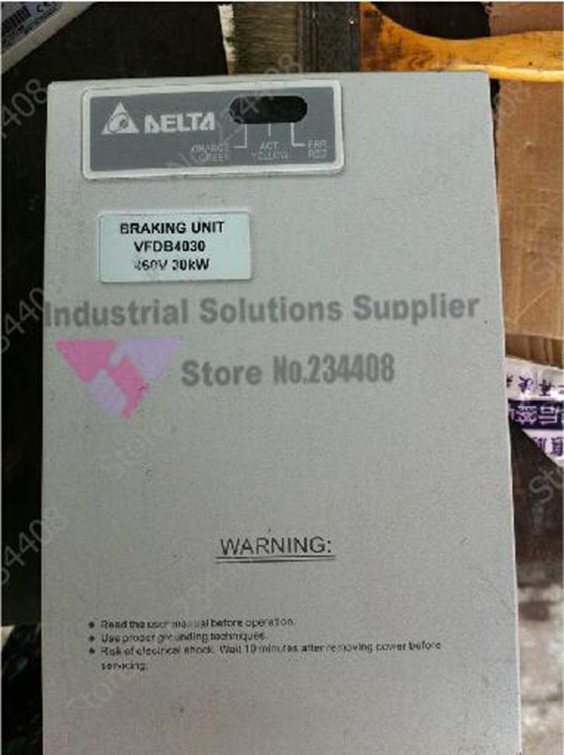 30KW Delta brakes brake unit unit VFDB4030 460V30KW DC400-800V New панель декоративная awenta pet100 д вентилятора kw сатин