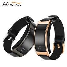 Vogue CK11S Good Band Blood Strain Coronary heart Fee Monitor Wrist Watch Clever Bracelet Health Tracker Pedometer Wristband