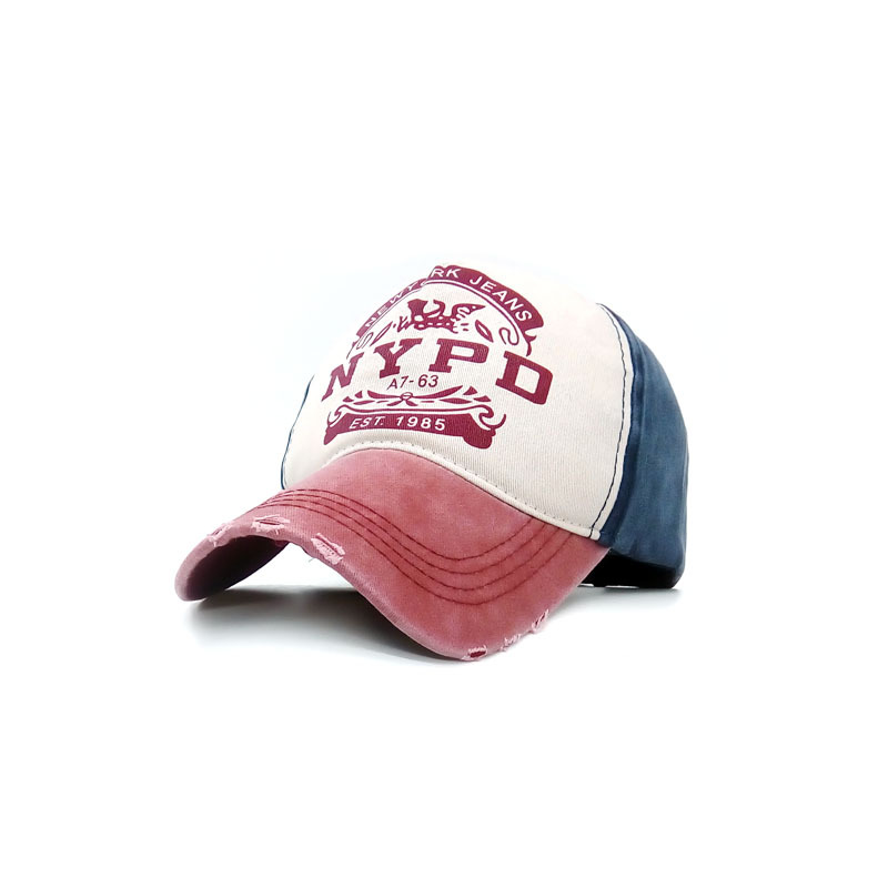 custom baseball caps no minimum order wholesale font alphabet printed golf personalized in bulk