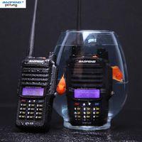 Baofeng UV XR 10W High Power 4800Mah Battery IP67 Waterproof Two Way Radio Dual Band Handheld