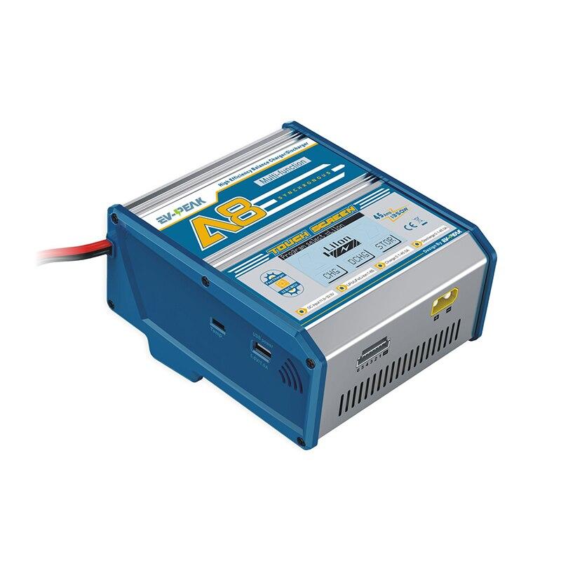 Cargador rápido de la pantalla táctil dc 1350w 45a para la batería - Juguetes con control remoto - foto 2