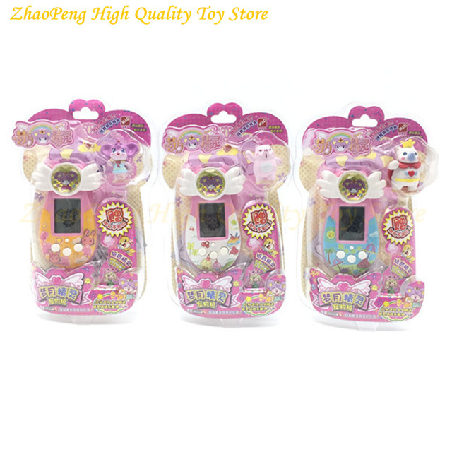 3 style Tamagotchi Doll ver nostalgic machine game virtual cyber toy pet electronic funny pets toys gift elves of pet kids toys
